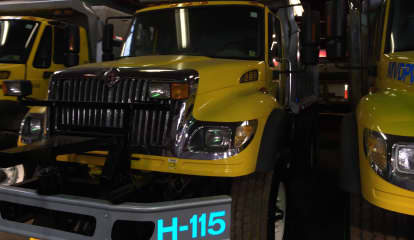 Dozens Of DPW Trucks Vandalized In Hudson Valley Before Snowstorm