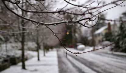 Rain Will Change To Accumulating Snow As Arctic Air Returns