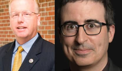 Danbury Mayor To Announce If He'll 'Sign' On To Comedian John Oliver's Offer