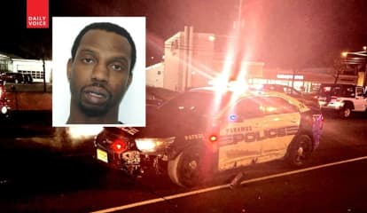 Van Pursuit From NY State Ends In Paramus With Vehicles Struck, Philadelphia Driver Caught