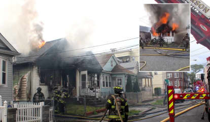Paterson FD: Homeowner Killed In Fire