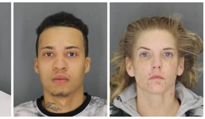 Three Nabbed On Drug, Other Charges During Probation Sweep, Police Say
