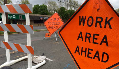 Major Detours Ahead In Wayne For Rumble Strip Installation