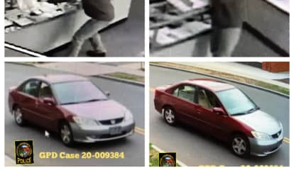 Photos: Suspect On Loose After Armed Robbery At Jewelry Store In Greenwich