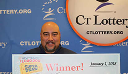 Bridgeport Lottery Winner Was Gifted $1,000,000 Ticket For Holidays