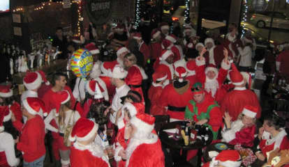 Metro-North Issues 24-Hour Ban On Alcohol During SantaCon