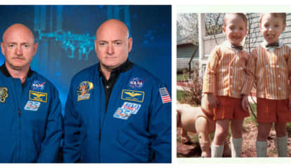 After Year In Space, West Orange Twin Astronauts Now A Little Less Alike: Study
