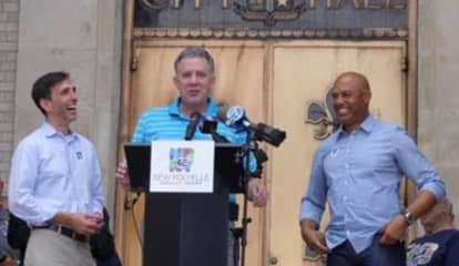 Pinstripe Parade: Unanimous HOFer Mariano Rivera Celebrated In Area