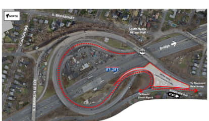 New Round Of Lane Closures Scheduled On I-87/I-287 Near Tappan Zee Bridge
