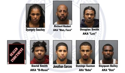 Eight Indicted For Gang Activities In Hudson Valley