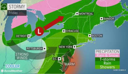 Storm With Strong Winds Could Cause Power Outages