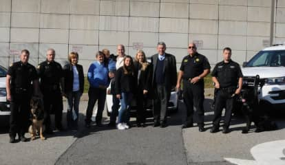 Patterson Family Donates Two K-9 Dogs To Putnam Sheriff's Office