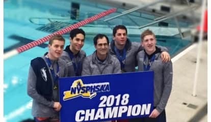 New Rochelle State Swimming Champ Heading To University Of Hawaii