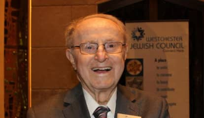 Amiel Wohl, Rabbi Emeritus, Temple Of New Rochelle, 88