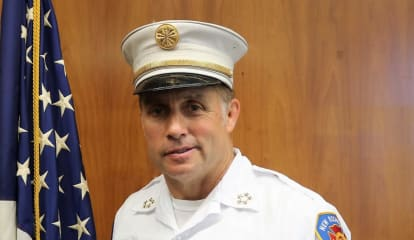 Interim Fire Chief Earns Full-Time Gig In Westchester
