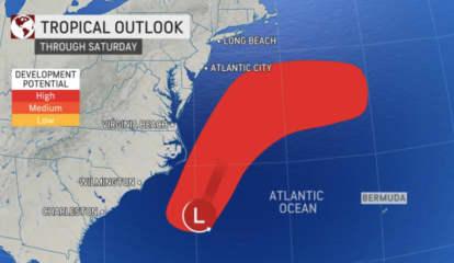 Next Tropical Storm Of 2021 Hurricane Season Forming Off East Coast