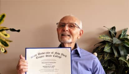 83-Year-Old Westchester Resident To Receive Bachelor's Degree
