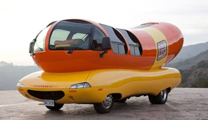 Here's Where You Can See Oscar Mayer Wienermobile This Weekend In North Jersey