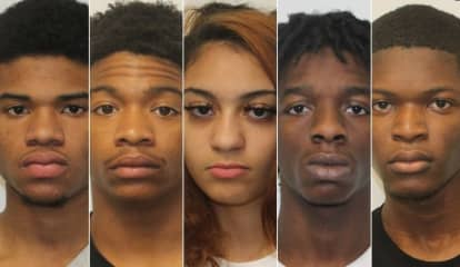 Paramus Police Capture 7 From Newark, East Orange, Irvington After Stolen Jeep Chase