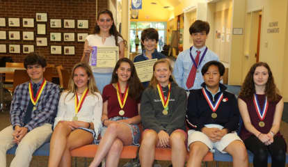 New Canaan Country School Students Earn National Attention