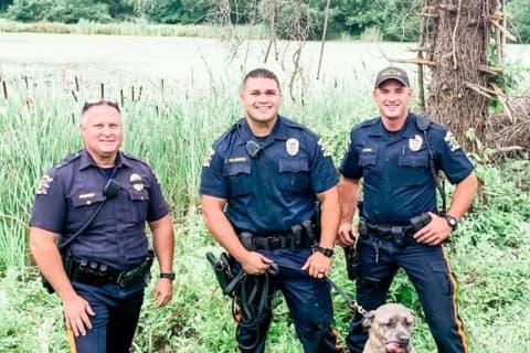 Warren County Authorities Seek Owner Of Dog Rescued By Hero Officer In Kayak (VIDEO)