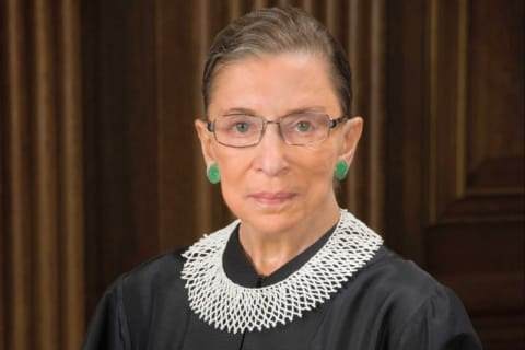 Women's Rights Champion Justice Ruth Bader Ginsburg Dies At 87