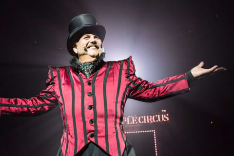 Big Apple Circus Returns To Sussex County Fairgrounds