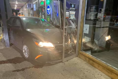Drunk Driver Crashes Into Shop In Hudson Valley, Police Say