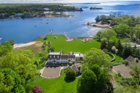 Waterfront Estate In Fairfield County Sells For $27.75M