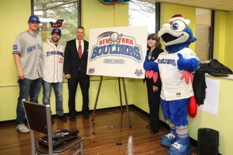 Rockland Boulders Pro Baseball Team Announces Name Change