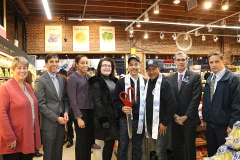 New Supermarket Celebrates Grand Opening In Westchester