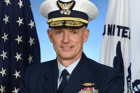 Stepinac High School Grad Named Coast Guard Academy Superintendent