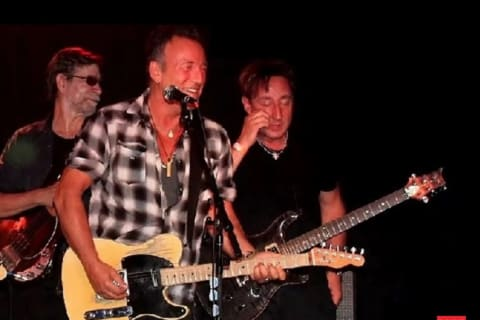 THE RISING: Springsteen Reopens Broadway