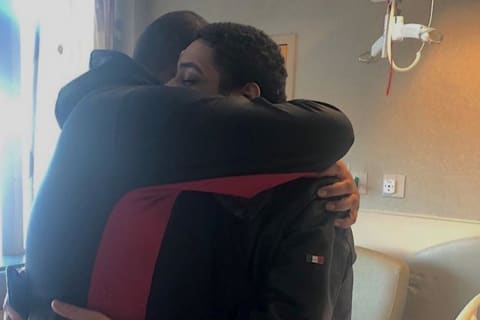 'Upbeat' Twin Brothers From Summit Need Funds For Heart Surgery