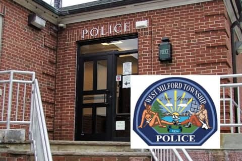 Prospect Park PD: One Caught, One Sought In West Milford Car Burglary Spree