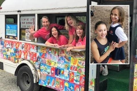 Back To School Means Ice Cream, Face Painting, More For Mahwah Kids