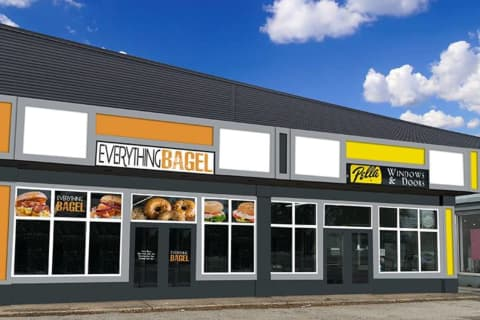 Englewood Home Developer, Son Open Route 17 Bagel Shop