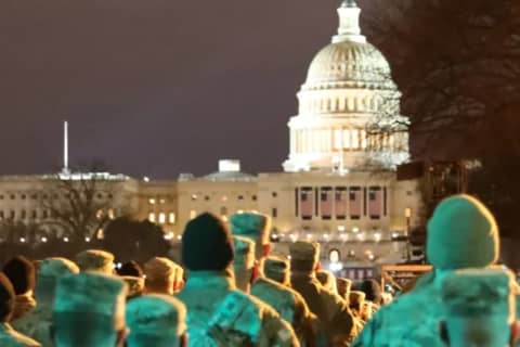 Number Of National Guard Troops Pulled From Inauguration For 'Questionable Behavior' Reaches 12