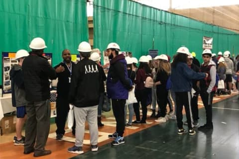 Nearly 750 Students From Area High Schools Attend Construction Career Day