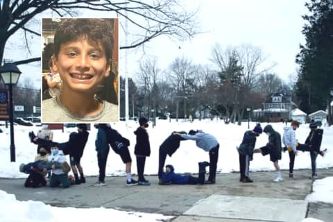 Community Rallies Around Family Of Bergen Boy, 12, Seriously Injured In Sledding Accident