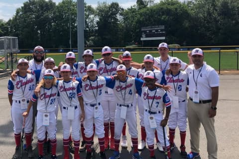 Elizabeth's Elmora Troopers Win First Little League World Series Game