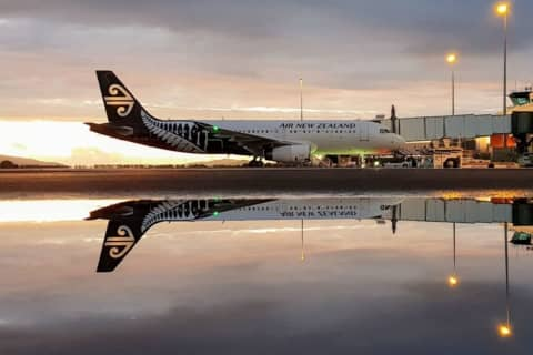 Soon You'll Be Able To Fly Nonstop From Newark To New Zealand, Airline Says
