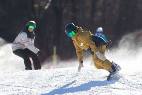 Last Weekend Was So Cold That Mountain Creek Had Earliest Opening Ever