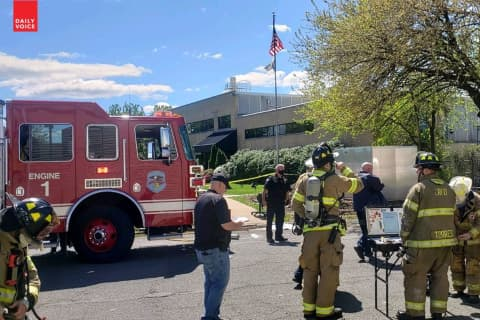 Worker Injured In East Rutherford Chemical Accident