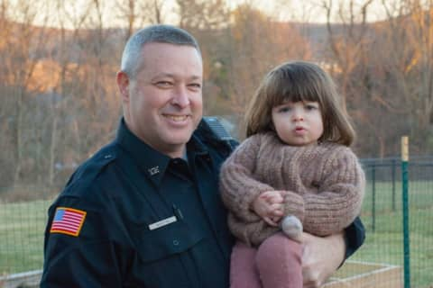 Police Officer Credited With Saving Young Girl's Life In Area