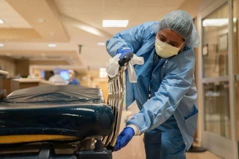 Murphy Says NJ Coronavirus Cases Could Peak Next Month