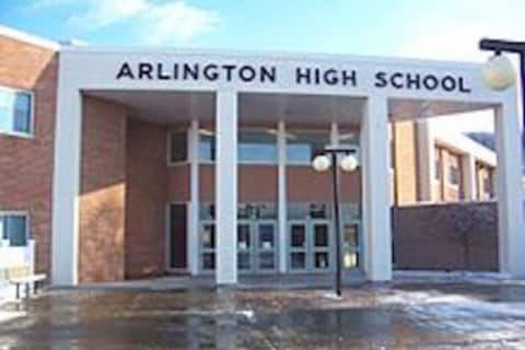 Arlington High School Lockdown Lifted After Threat Determined To Be Prank