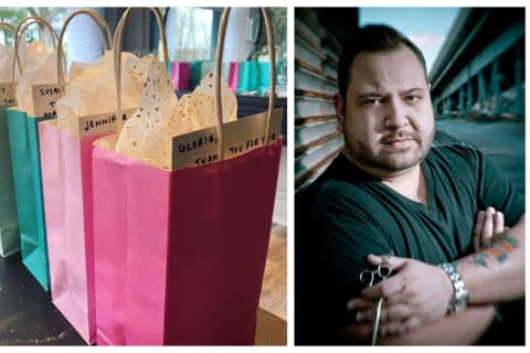 Hair Coloring Not Cancelled: This Bergen County Salon Owner's Novel Idea Saved His Business