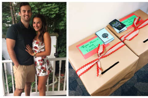 'People Care So Much': Friend Of Midland Park Couple In Crash Brings Prayer Boxes To Library