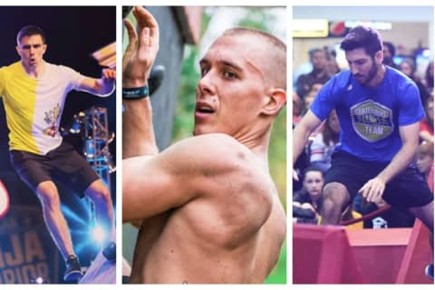 ON TV: North Jersey Athletes On 'American Ninja Warrior' Compete For $1M